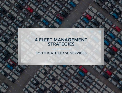 4 Fleet Management Strategies