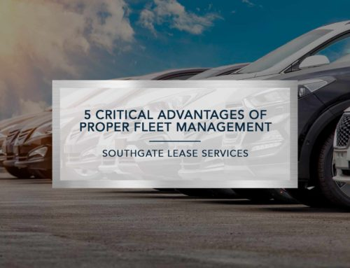 5 Critical Advantages of Proper Fleet Management