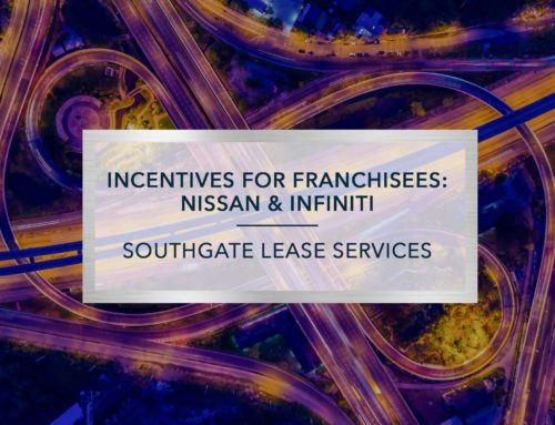 Incentives for Franchisees: Nissan & Infiniti